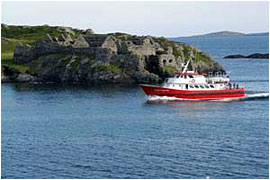 Inishboin ferry